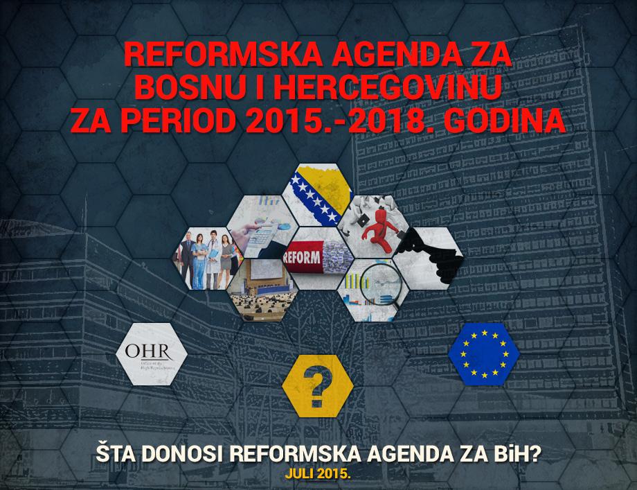 Резултат слика за reformska agenda
